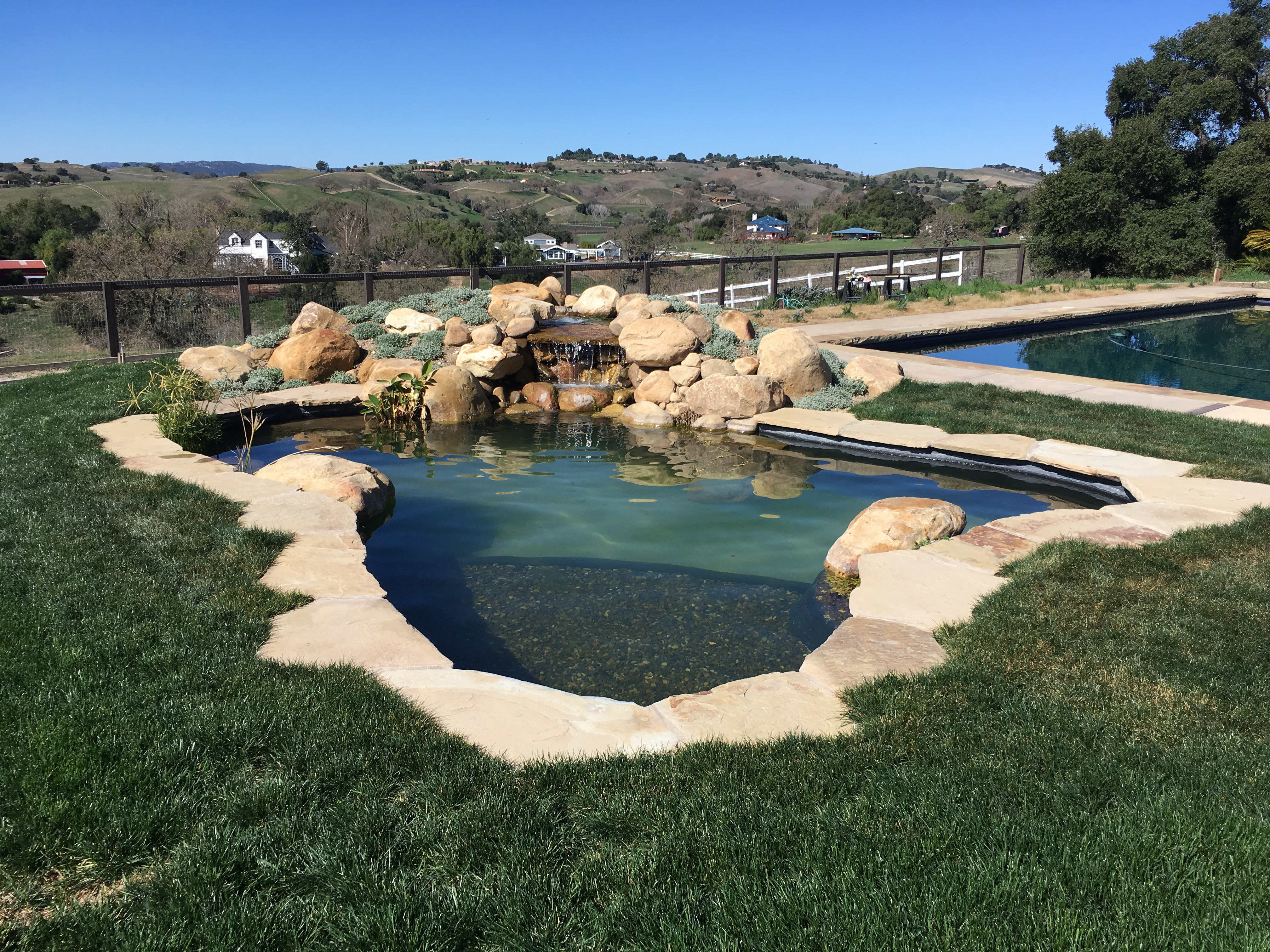 Garcia Rock And Water Design Blog  Created to feature Koi pond