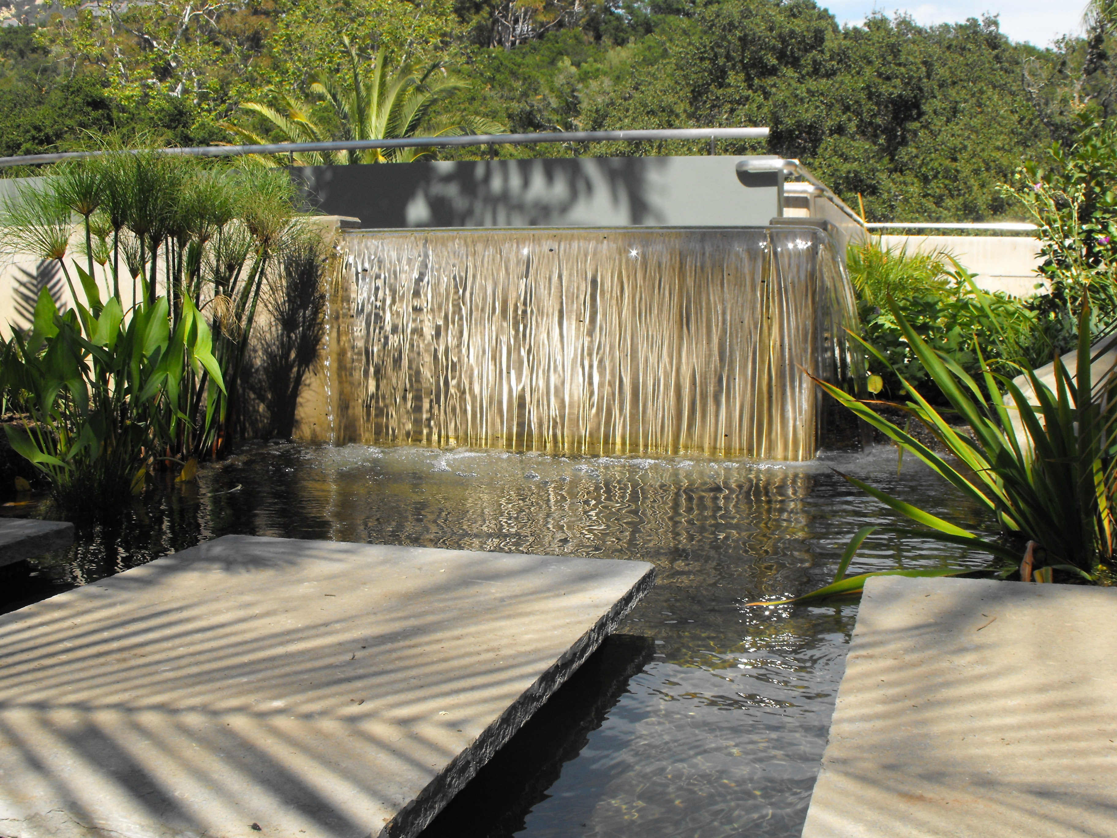 Waterfall Designs for Your Backyard | Ultimate Home Ideas on Garden Waterfall Design id=21769